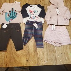 Lot of Gymboree girls clothes